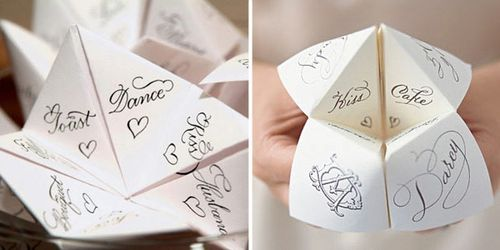 Yupcootie Catcher I Was Obsessed With These As A Little Girl Werent We All Are Extra Special Wedding Themed Templates Just Download From