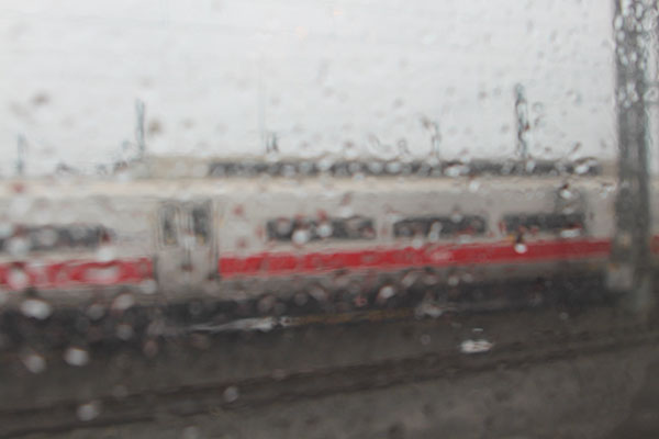 Train to NYC