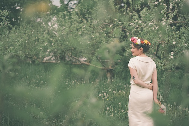 First look / Love + Perry Photography