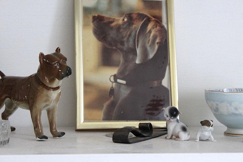 Dog knick-knacks