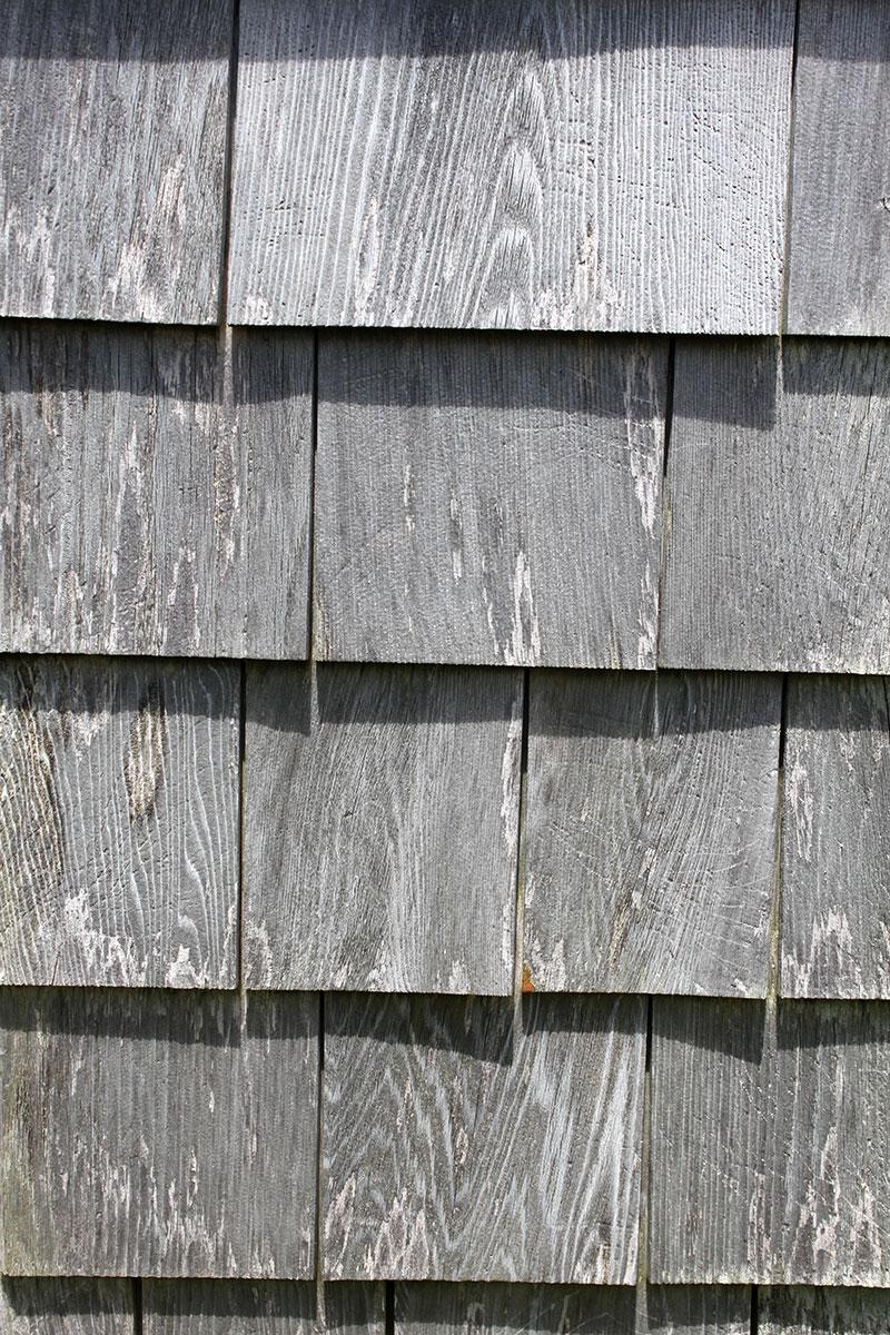 Cape Cod shingles