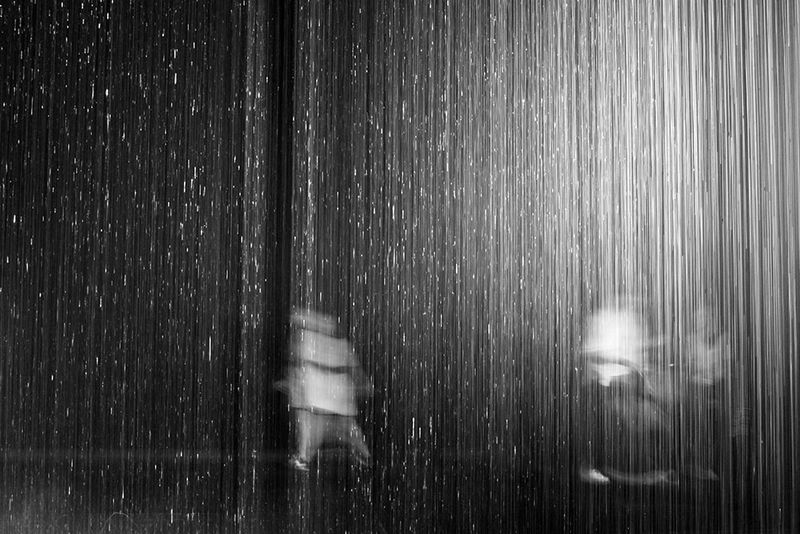 Rain Room, MoMA
