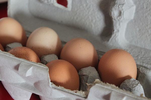 Eggs for make-ahead gluten-free breakfast bites