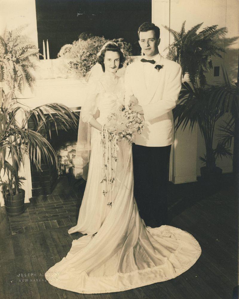 The story behind my wedding dress