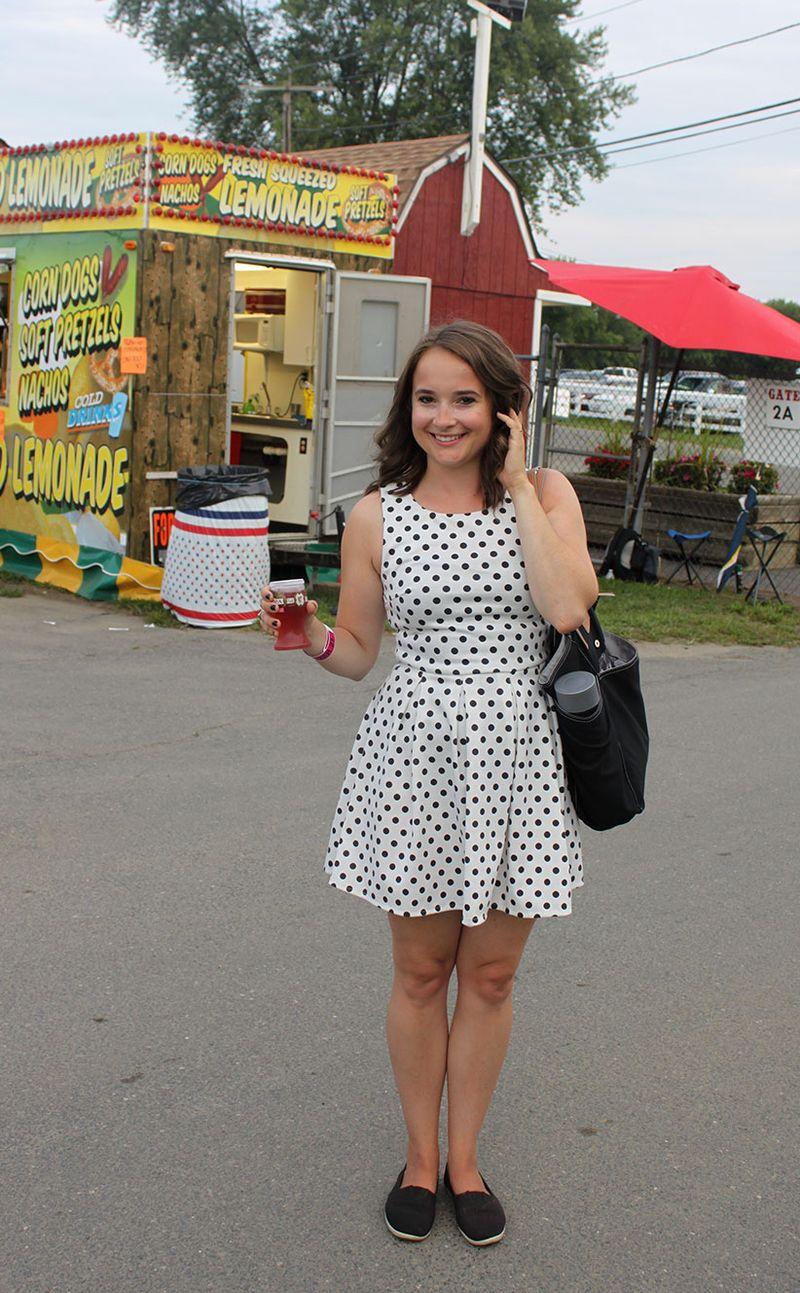County fair style